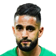 Ryad Boudebouz 78 Rated