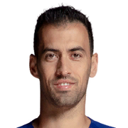 Sergio Busquets 89 Rated