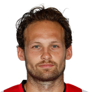 Daley Blind 83 Rated
