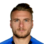 Ciro Immobile 88 Rated