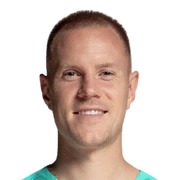 Marc-Andre ter Stegen 90 Rated