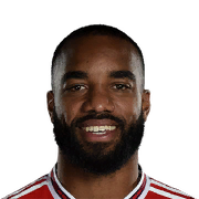 FIFA 20 Alexandre Lacazette - 86 Rated