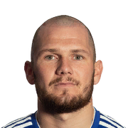 James Norwood 68 Rated