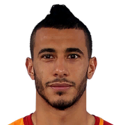 Younes Belhanda 80 Rated