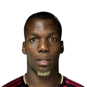 Florentin Pogba 70 Rated