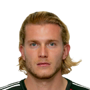 Loris Karius 79 Rated
