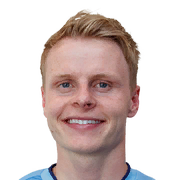 Gary Mackay-Steven 84 Rated