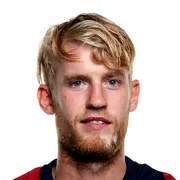 Filip Helander 74 Rated