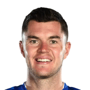 Michael Keane 80 Rated