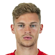FIFA 20 Joshua Kimmich - 86 Rated