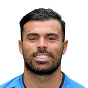 Andrea Petagna 77 Rated