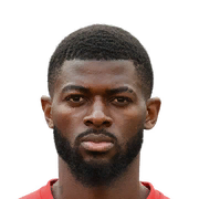 Jerome Junior Onguene 72 Rated
