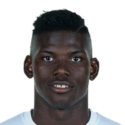 Breel Embolo 84 Rated
