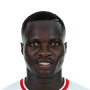 Chadrac Akolo 72 Rated