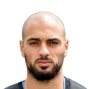 Sofyan Amrabat 72 Rated
