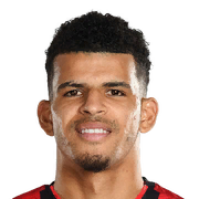 Dominic Solanke 70 Rated