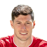Scott McKenna 72 Rated