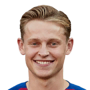 Frenkie de Jong 85 Rated