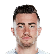 Jack Harrison 71 Rated