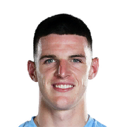 FIFA 18 Declan Rice Icon - 78 Rated