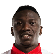 Oghenekaro Etebo 72 Rated