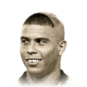 Ronaldo Nazario 94 Rated