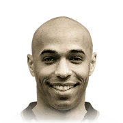 Thierry Henry 90 Rated