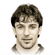 Alessandro Del Piero 87 Rated