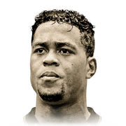 Patrick Kluivert 91 Rated
