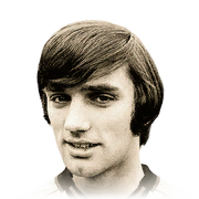 George Best 88 Rated