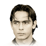 FIFA 20 Filippo Inzaghi - 87 Rated