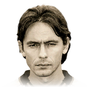 Filippo Inzaghi 85 Rated