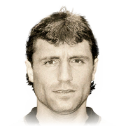 Hristo Stoichkov 90 Rated