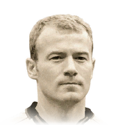 Alan Shearer 87 Rated