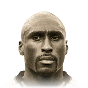 Sol Campbell 89 Rated