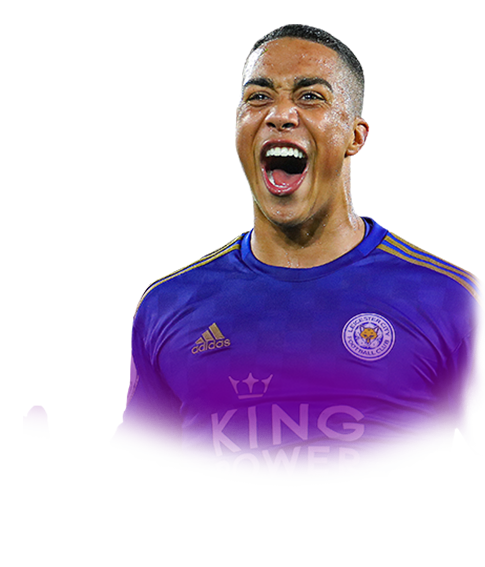 Tielemans face