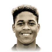Patrick Kluivert 86 Rated