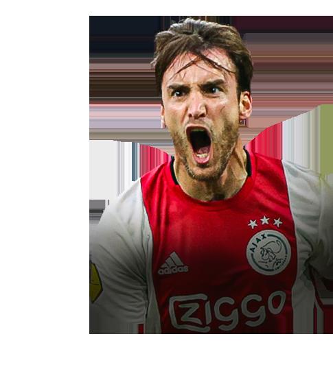 Nicolas Tagliafico Inform Fifa 20 84 Rated Futwiz