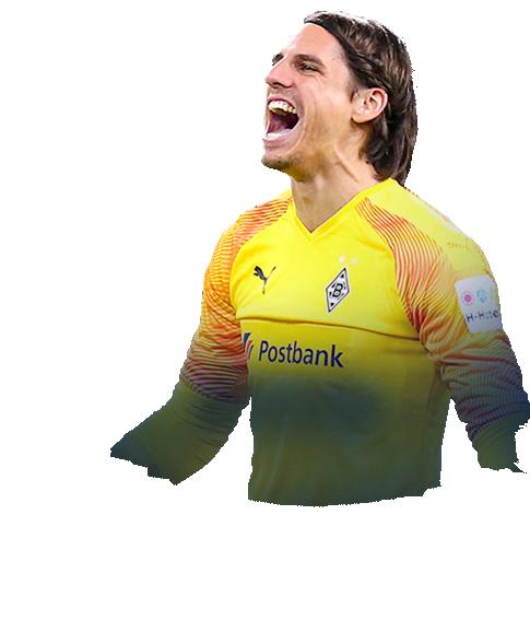 Yann Sommer Totssf Fifa 20 94 Rated Futwiz