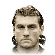Christian Vieri 88 Rated