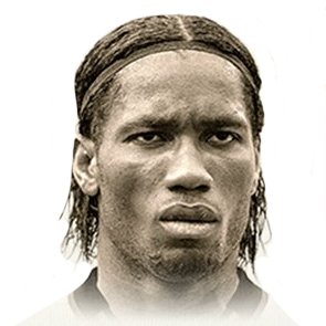 FIFA 20 Didier Drogba - 89 Rated