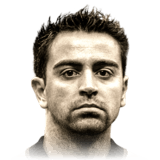 Xavi 93 Rated