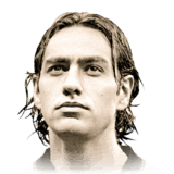 Alessandro Nesta 92 Rated