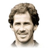 Franco Baresi 93 Rated