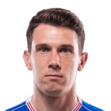 Ryan Jack 74 Rated