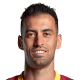 FIFA 21 Sergio Busquets - 87 Rated
