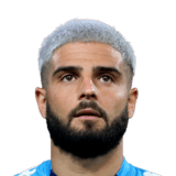 Lorenzo Insigne 86 Rated