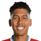 FIFA 21 Roberto Firmino - 87 Rated