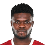 FIFA 21 Thomas Partey - 86 Rated