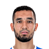 Nabil Bentaleb 75 Rated